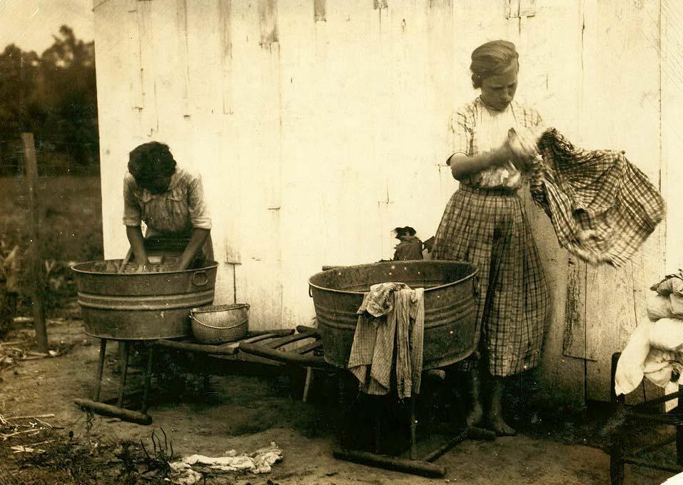 washing-clothes