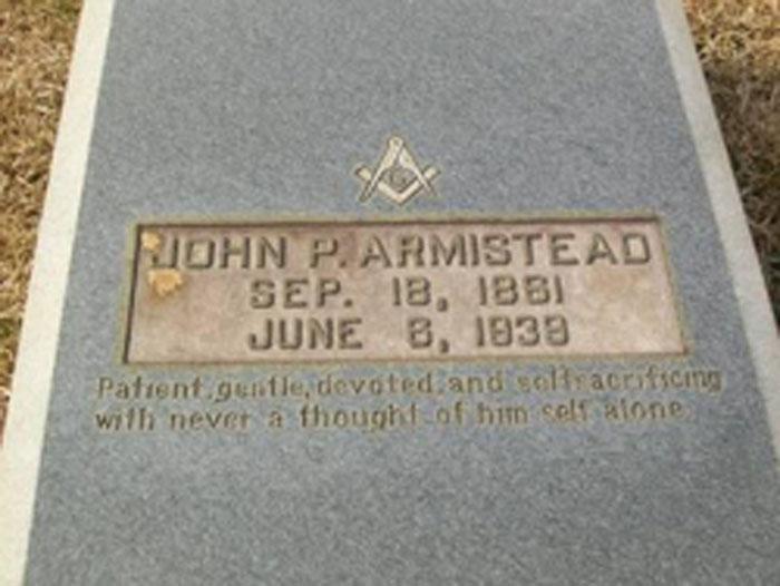 John Persnall Armistead
