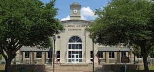 Baldwin County, Alabama celebrated 100 years – and opened the courthouse cornerstone – see what was in it.