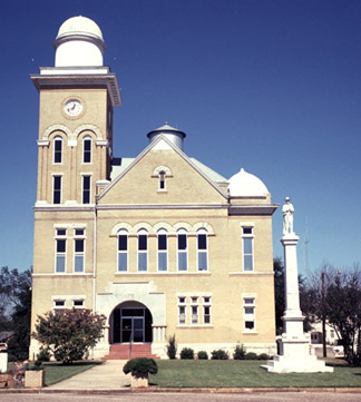 Bibb County, Alabama courthouse
