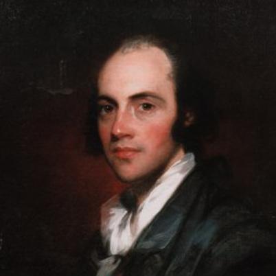 Vice-President Aaron Burr