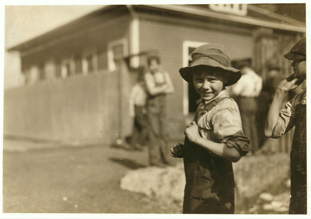 Charlie Foster dec. 1913 hine