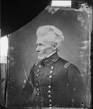Gaines, Gen Edmund P.