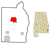 Patron – Officers, candidates and agents for Abbeville, Alabama 1859