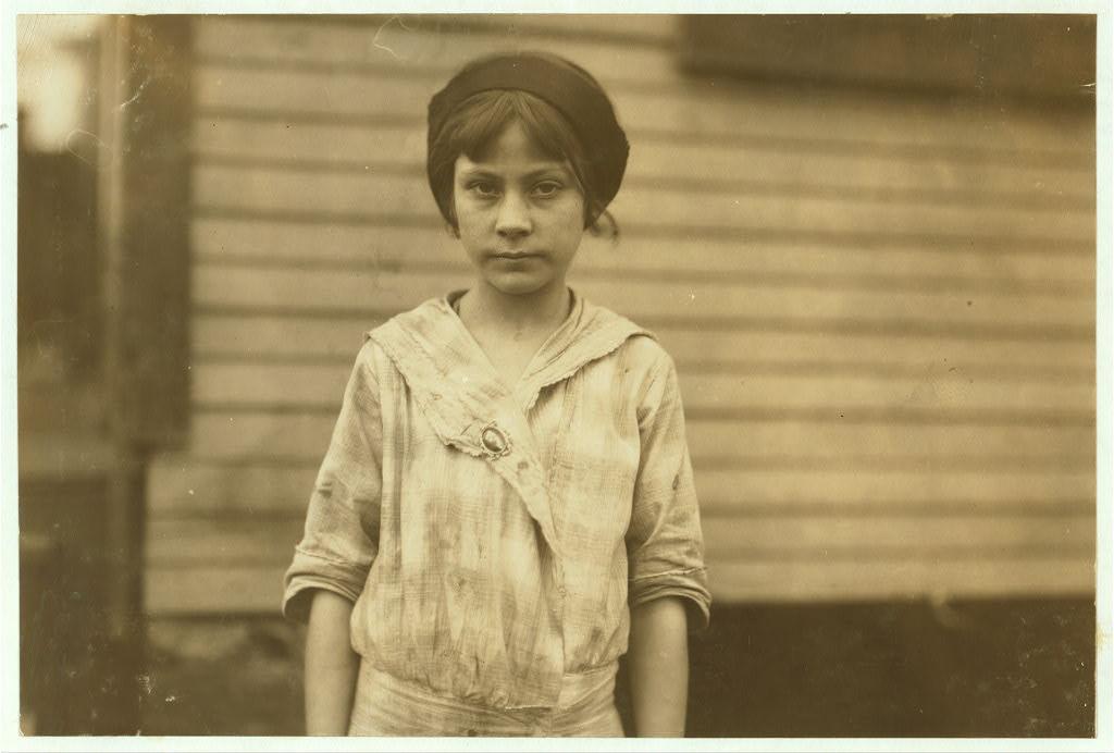 Madeline Causey nov. 1913 - hine