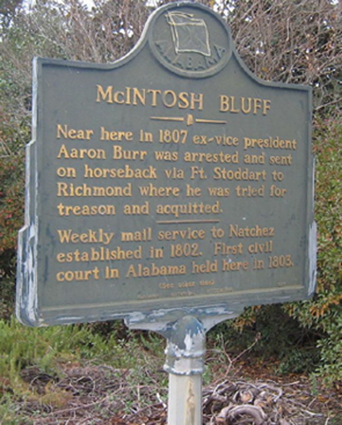 McIntosh Bluff