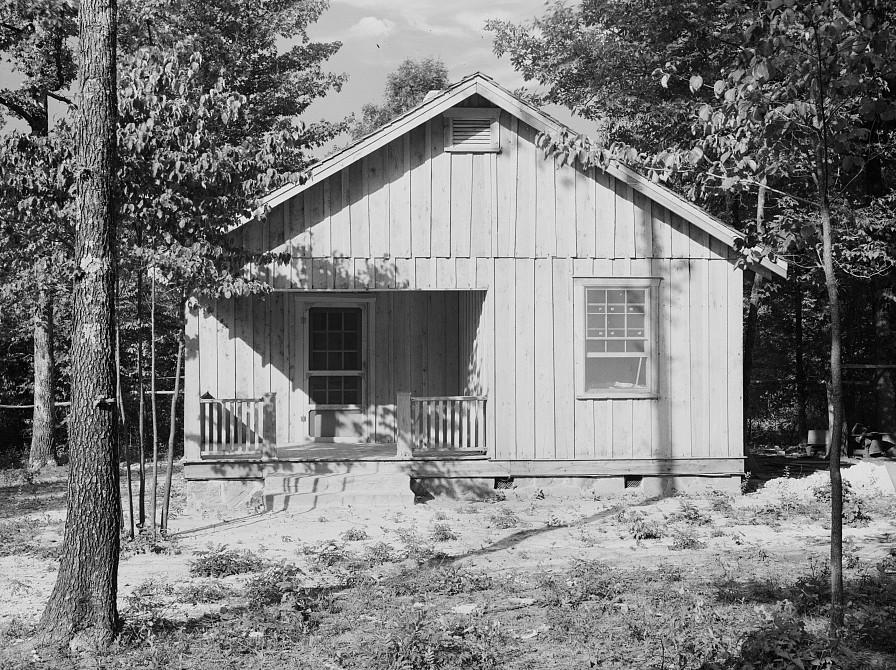 Skyline 1936 new house