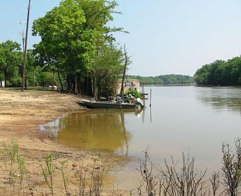 Alabama Landing in Louisiana today
