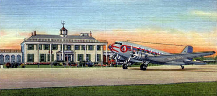 birmingham municipal airport