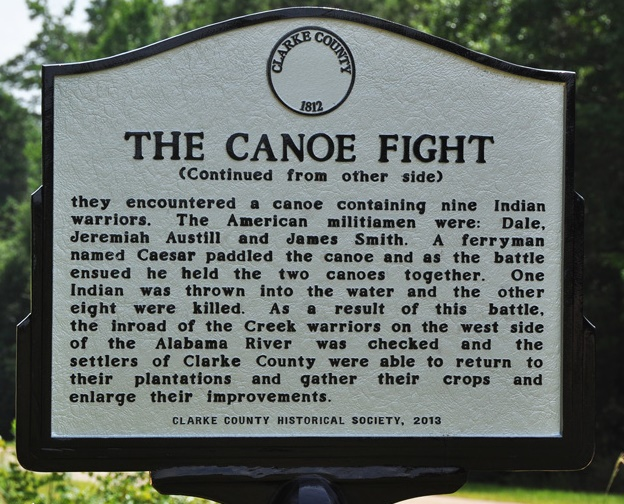 canoe fight marker2