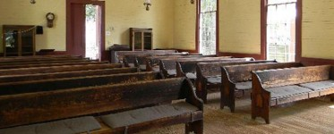 Churching in Alabama – punishment for sinners