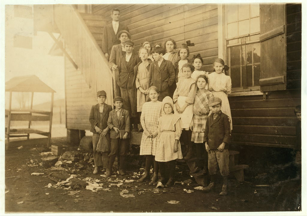 school 1- Huntsville, Alabama Dec. 1913 - hine