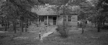 Great Depression experiment – Skyline Farms – [vintage photographs] Part 3 – The men had to build their own homes
