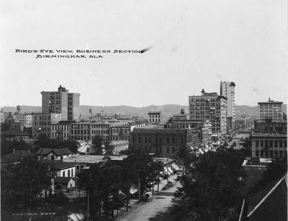 Birmingham ca. 1890
