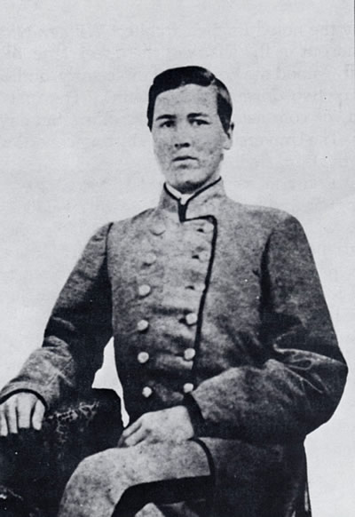 Jefferson Elisha Bozeman was one of the cadets at the University of Alabama who met Gen. Croxton's forces