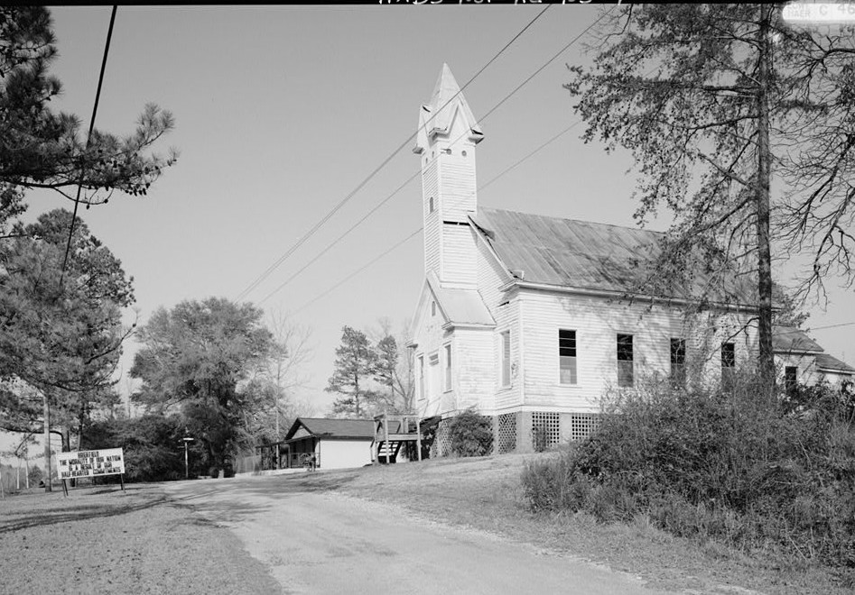 Brierfield Baptist Church, Hwy 139, Brierfield, Bibb County, Alabama