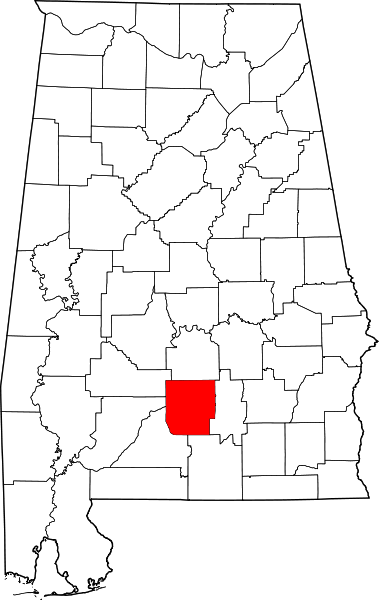 Butler County, Alabama