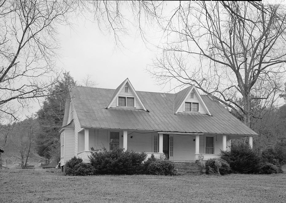 Corry homestead
