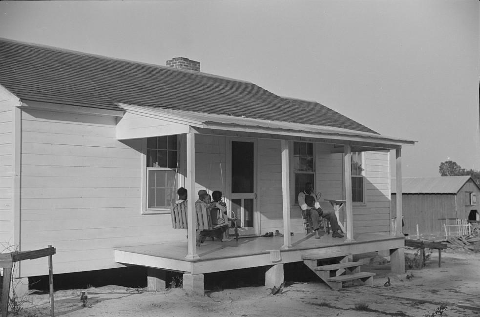 Nolan pettway 1939 house