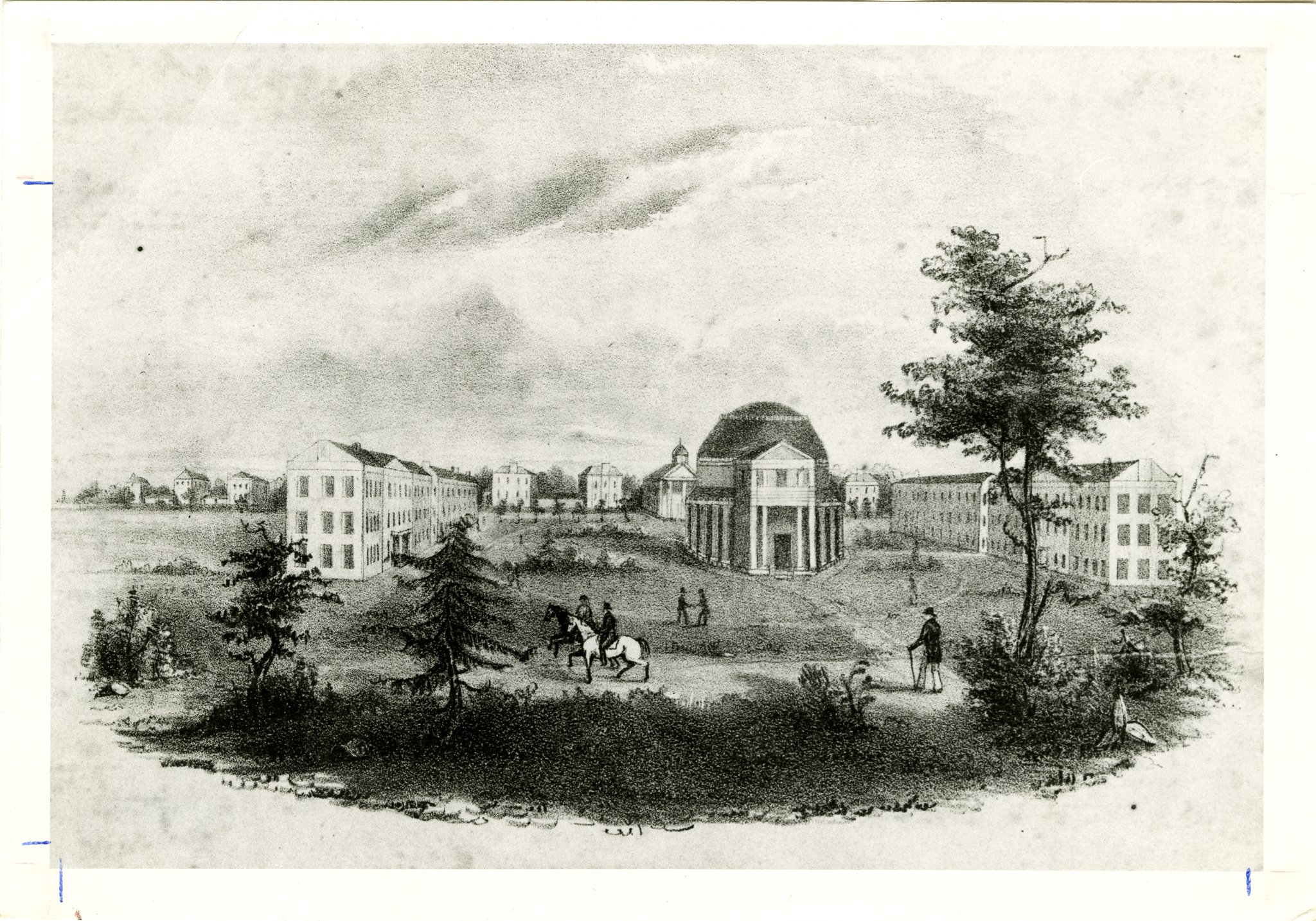 A Christmas present was given to the University of Alabama on Dec. 25, 1824