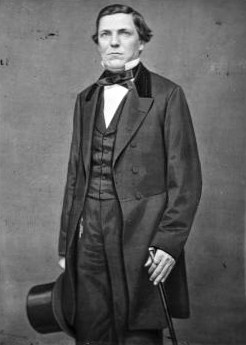 Andrew Jackson Hamilton (1815-1875)