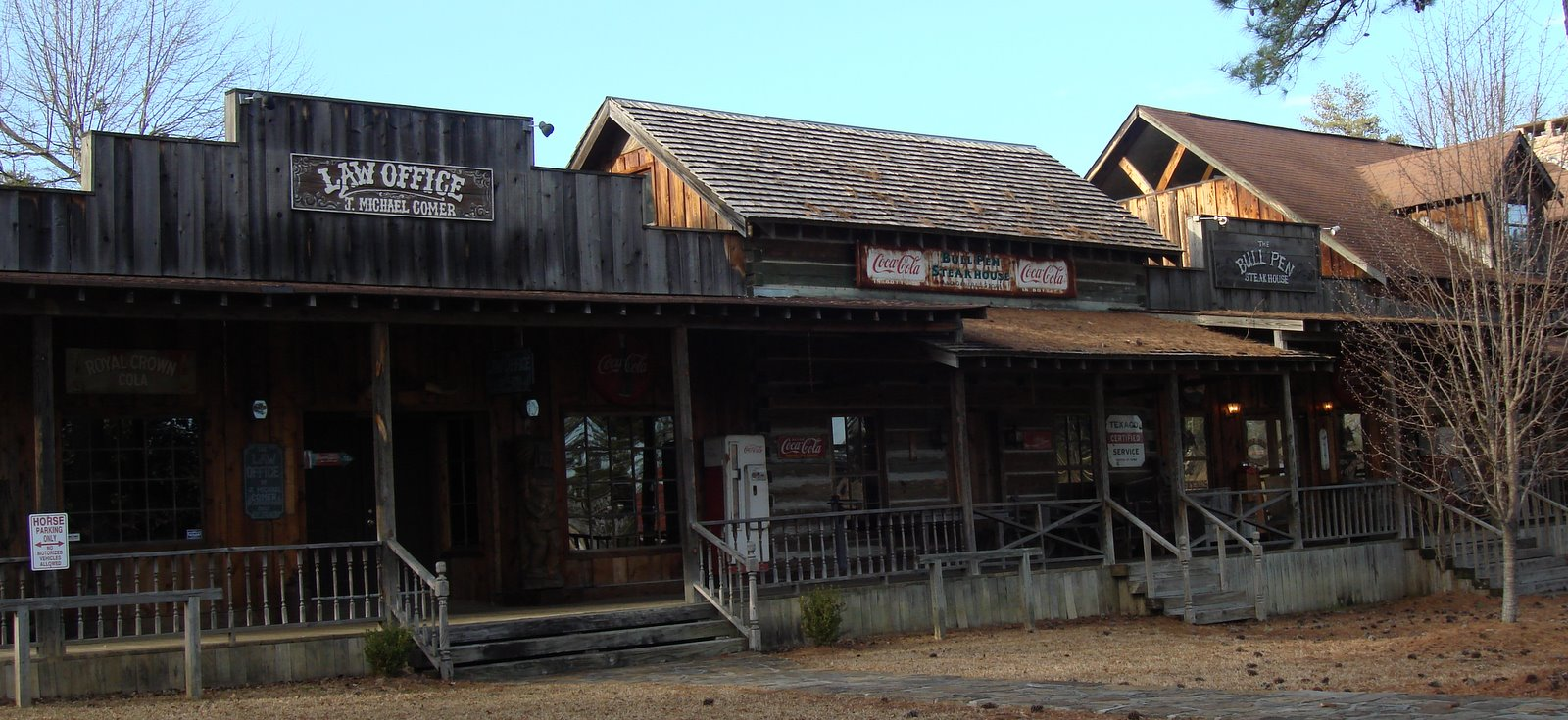 Walker County, [historic pictures] the home of C. J. Harris, a finalist in American Idol 2014 & the Music Park
