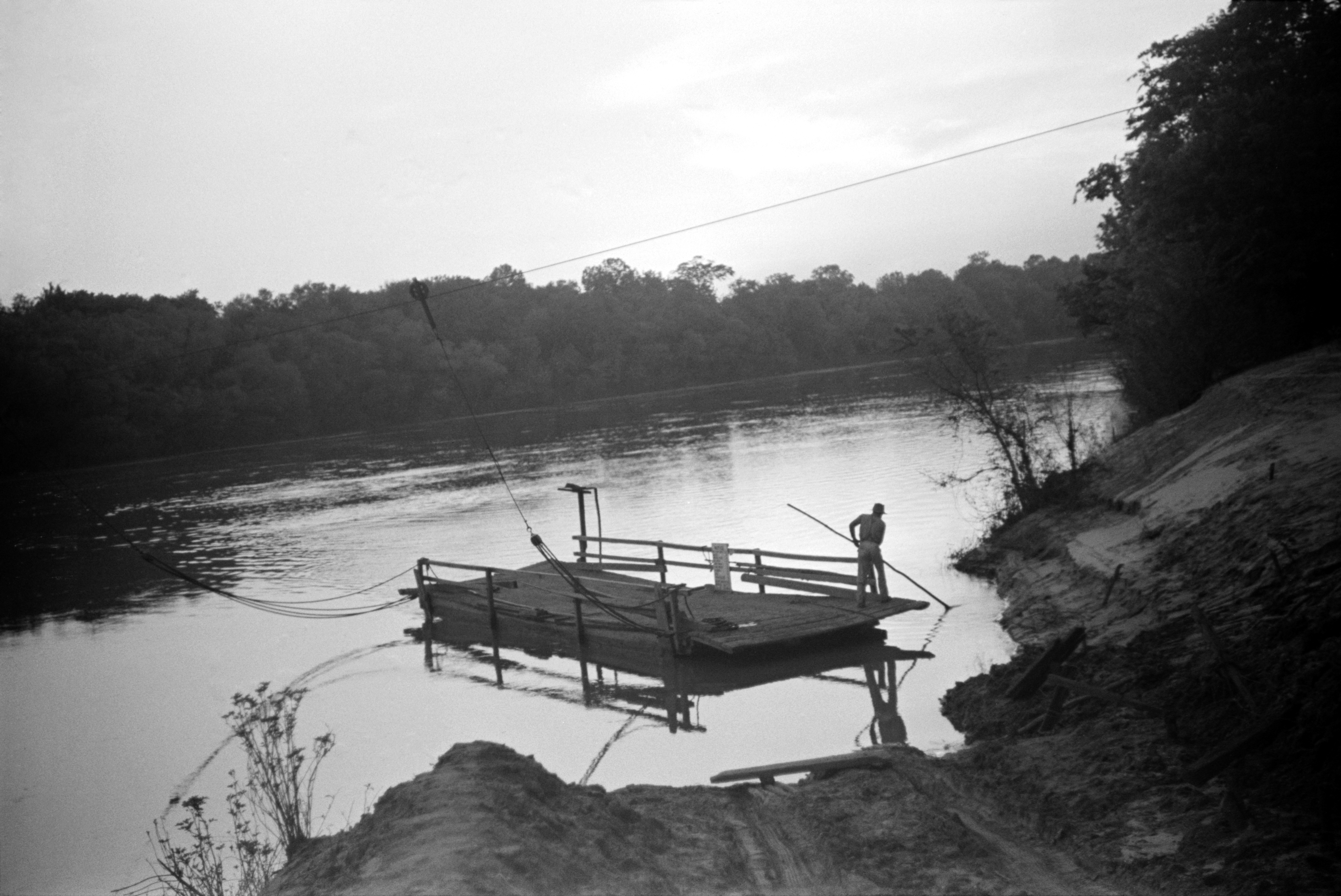 Alabama wilcox county camden - Gee S Bend In Wilcox County Alabama At The Start Of The Federal Government Resettlement Program In 1939