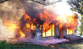 PATRON + Fire destroyed the residence of Mrs. E. P. Alford in Marshall County
