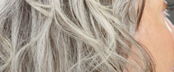 Why we have gray hair…