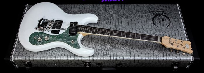 man or astro man guitar