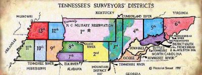 Much of Tennessee's land was granted illegally and later taken away