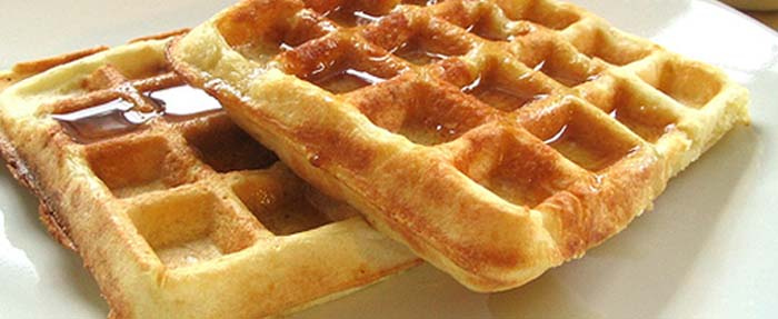 RECIPE WEDNESDAY:  Rusk, Graham Crisps and Rice Waffles