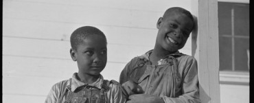 Photographs of Gee's Bend – two years after the assistance of the Federal Resettlement program in 1939 – new homes