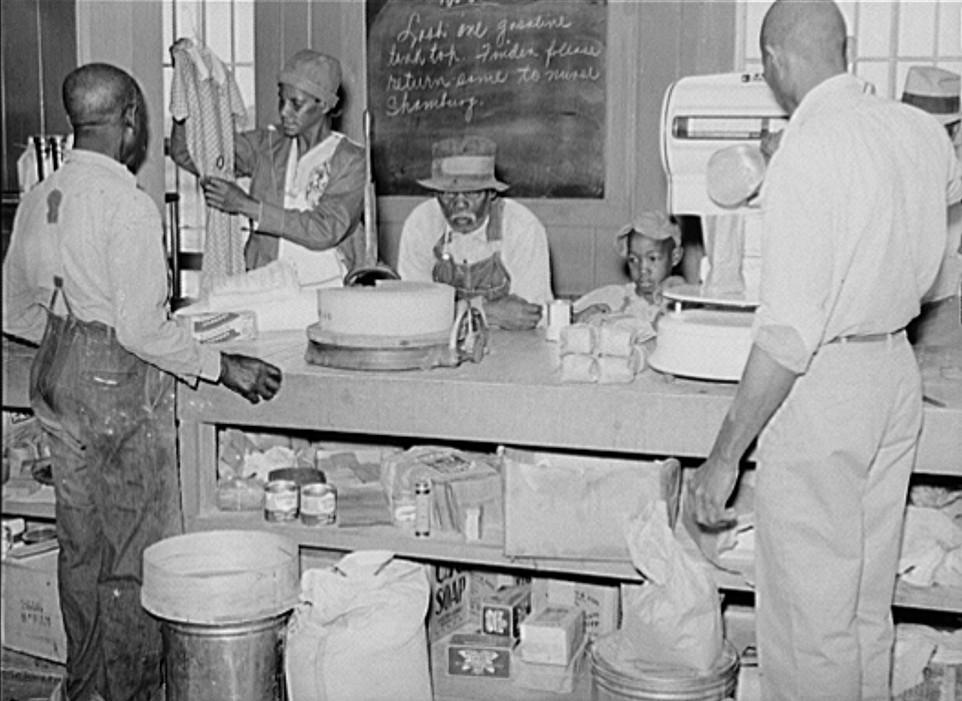 1939 cooperative store