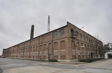 Alabama Power steam plant on Powell Avenue