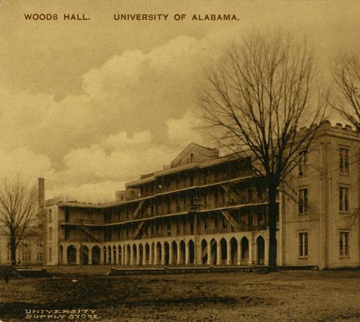 Woods Hall 1901