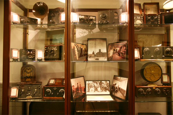 WSY Display at The Don Kresge Memorial Museum located in Birmingham