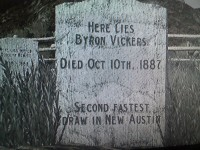 TOMBSTONE TUESDAY: Have you ever discovered strange or funny epitaphs on tombstones? Here are a few….