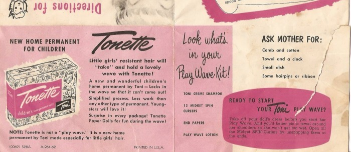 FUNNY FRIDAY: Yes, I remember those home perms - do you? [film & pictures]