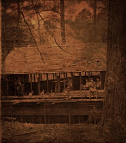 University of Alabama bathhouse 1874