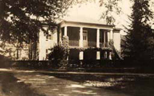 alabama university gorgas home tuscaloosa 1930