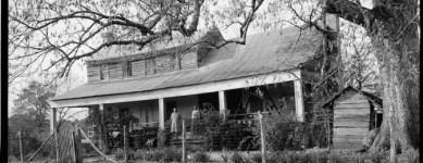 Wilcox County was a center of Alabama antebellum plantation life