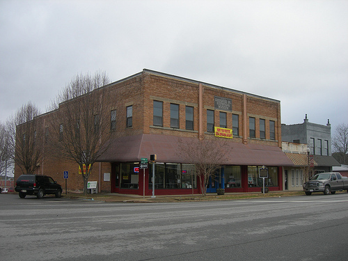 Cherokee County Historical Commission