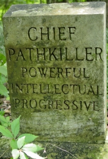 chief pathkiller's tomb