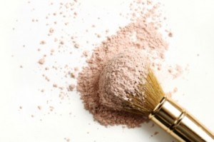 face-powder