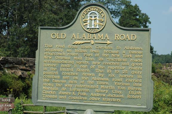 old alabama road