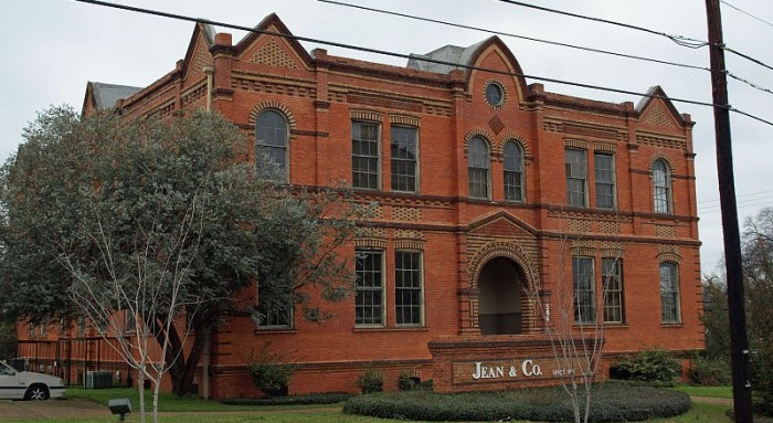 Sayre Street School in Montgomery, Alabama -history dates back to before the Civil War