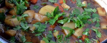 RECIPE WEDNESDAY – 1890s recipe for Irish Stew- It takes a while to cook…but oh so good!