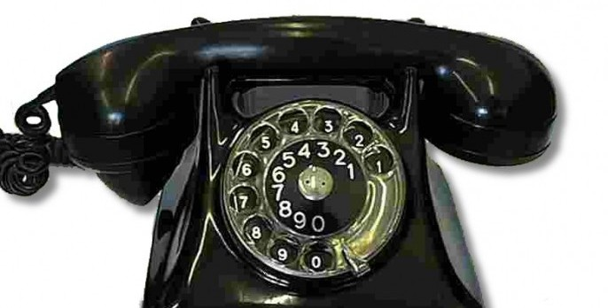 THROWBACK THURSDAY:  Do you remember long distance phone calls?