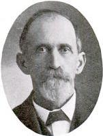 Biography: David Alen Aderholt born November 25, 1841 – photograph